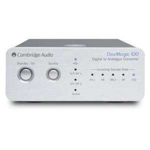 DacMagic100 [SLV:シルバー] Cambridge Audio[ケンブリッジオーディオ...