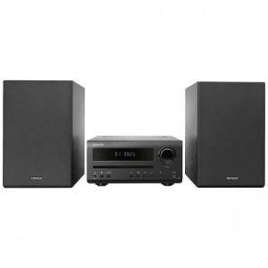 D-T1 [K:ブラック] DENON [デノン] CD/ラジオ/Bluetooth対応 ミニコンポ...