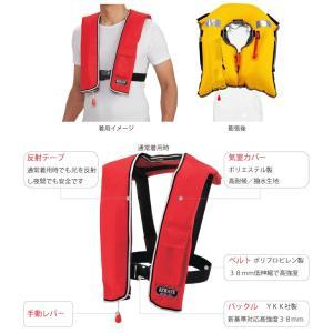 ライフジャケット 桜マーク 釣り 国土交通省型...の詳細画像1