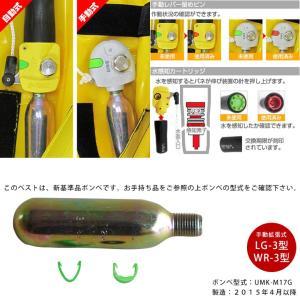 ライフジャケット 桜マーク 釣り 国土交通省型...の詳細画像3
