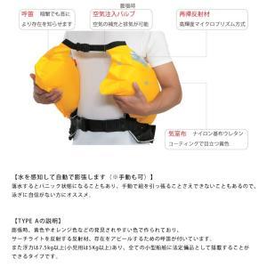 ライフジャケット TYPE A 船舶検査適合品...の詳細画像2