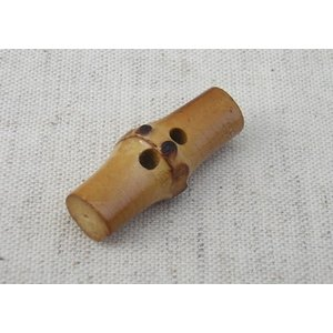 【ボタン】竹ボタン 20mm 【C1-1】|avail-komadori
