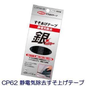 【キャプテン CP62】静電気除去すそ上げテープ【C1-4】|avail-komadori
