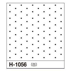 h-1056【オリムパス】 刺し子 花ふきん布 一目刺し用 ガイド付き さらしもめん ドット斜方眼(白) 【C3-8】 実店舗在庫併用商品 U20|avail-komadori