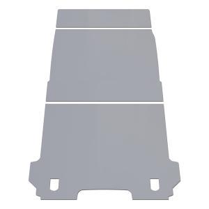 日産 NV200 バネット VANNET フロアパネル L 【2人乗り用】 パネル 床張り 床貼 収納 内装 フロアキット フロアマット 荷室 荷台 荷物 荷室キット|avanzar-luxstyle