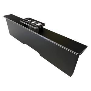 トヨタ 200系 ハイエース S-GL スーパーGL セカンドテーブル センターコンソール コンソール コンソールボックス センターテーブル リアテーブル 2列目 テーブル|avanzar-luxstyle