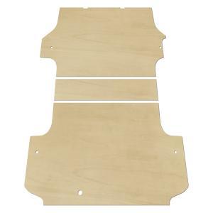 トヨタ 200系 ハイエース DX 標準 ボディ/ロング用 フロアパネル S フロア パネル 棚板 棚 板 内装 収納 収納棚 床張り 床貼 床キット 床板 床 フロアキット|avanzar-luxstyle