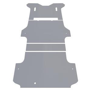 トヨタ 200系 ハイエース DX  ロング/標準ボディ用 フロアパネル L【5ドア・4ドア選択】 フロア パネル 床板 床 板 棚板 棚 床張り 床貼 収納 内装 フロアキット|avanzar-luxstyle