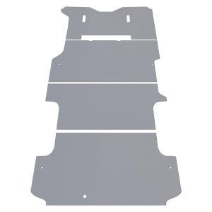 トヨタ 200系 ハイエース DX 【ワイドボディ】 スーパーロング フロアパネル L フロアキット 床パネル 収納 内装 床張り 床貼 床板 板 床 フロアキット |avanzar-luxstyle