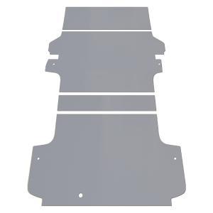 トヨタ 200系 ハイエース S-GL 標準ボディ 【ミドルサイズ】 フロアパネル パネル セカンドシートあり 棚板 パネル 板 収納 内装 収納棚|avanzar-luxstyle