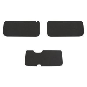 NV350 キャラバン GX DX VX ウィンドパネル ウィンドウパネル パネル シェード ガード ボード 目隠し カーテン 遮光 車中泊 板 窓板 窓枠 光防止|avanzar-luxstyle