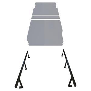 日産 NV350 キャラバン DX カーゴキット S ベッドキット ベッド ベットキット キット 棚 板 収納 収納棚 格納 荷台 荷室 荷室棚 棚板 ボード|avanzar-luxstyle