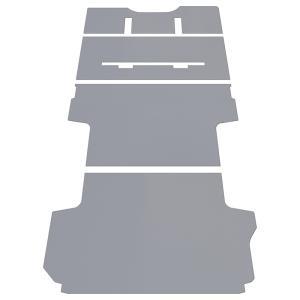 NV350 キャラバン DX フロアパネル L 標準ボディ 5ドア/4ドア フロア パネル 床 床キット 棚板 棚 板 荷室 荷台 床張り 床貼 日産 フロアキット|avanzar-luxstyle