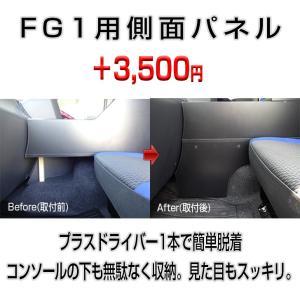 【オプション】 FG1用側面パネル いすゞ ギガ ファイブスターギガ|avanzar-luxstyle