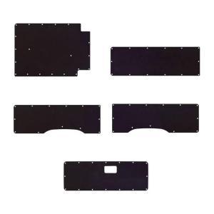 トヨタ ハイエース DX 200系 【4ドア専用】 トリムパネル パネル 板 内装 インテリアパネル フロアパネル|avanzar-luxstyle