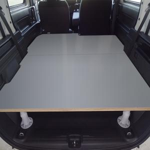 ホンダ バン N-VAN エヌバン Nバン ベットキット ベッドキット フロアパネル 収納 板 床パネル 床板 荷室 荷台 床貼り 床張り トランポ フロアキット 収納棚|avanzar-luxstyle