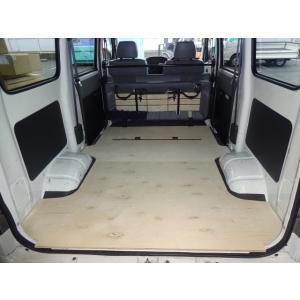 トヨタ タウンエース ライトエース バン DX GL フロアパネル フロアーパネル 床板 床貼り 床張り フロアキット 荷室 荷台 荷物 棚板 板|avanzar-luxstyle