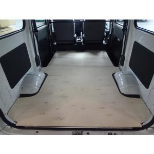 トヨタ タウンエース ライトエース バン DX GL フロアパネル 【フルタイプ】 フロアーパネル 床板 床貼り 床張り フロアキット 荷室 荷台 荷物 棚板 板|avanzar-luxstyle