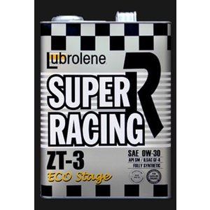 Lubrolene SUPER RACING ZT-3 ECO Stage(3リットル)|avanzza