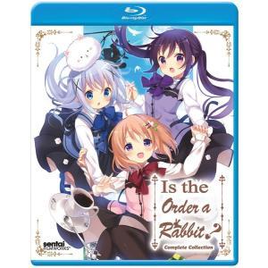 ご注文はうさぎですか? (第1期) BD (全12話 300分収録 北米版 21 Blu-ray ブルーレイ)