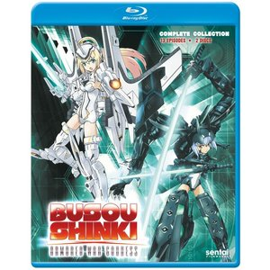 武装神姫 BD (全13話 325分収録 北米版 21 Blu-ray ブルーレイ)