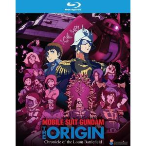 機動戦士ガンダム THE ORIGIN ルウム戦役編 OVA版 BD 全2章 168分収録 北米版