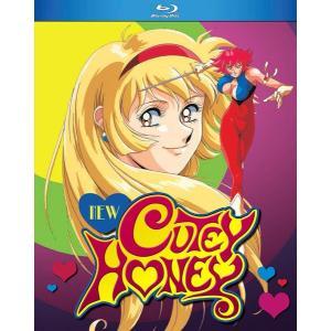 新・キューティーハニー OVA版 BD 全8話 240分収録 北米版