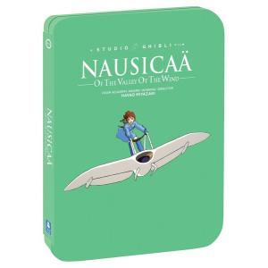 風の谷のナウシカ 劇場版 スチールブック BD+DVD 117分収録 北米版