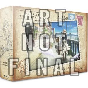 ヴァイオレット・エヴァーガーデン 限定版 BD+DVD 全13話 325分収録 北米版