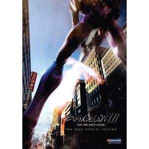 新世紀エヴァンゲリオン 劇場版 序 限定版 DVD 110分...