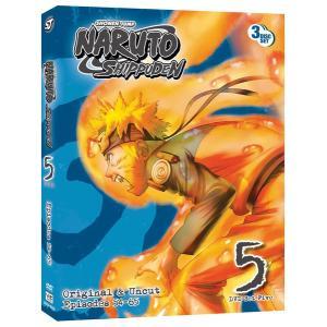 NARUTO ナルト 疾風伝 05 DVD 54-65話 3...