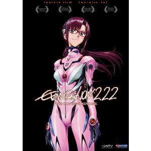新世紀エヴァンゲリオン 劇場版 破 DVD 112+40分収...