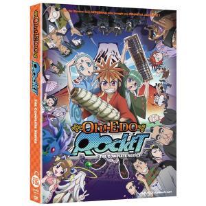大江戸ロケット DVD (全26話 650分収録 北米版 09)