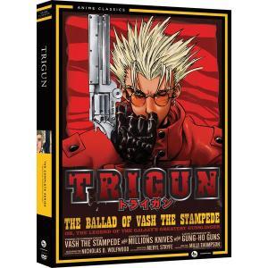 トライガン DVD (全26話 650分収録 北米版 09)