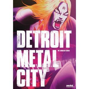 デトロイト・メタル・シティ DVD 全11話 150分収録 北米版|avees