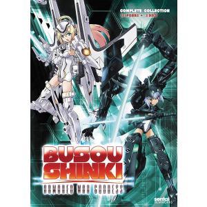 武装神姫 DVD 全13話 325分収録 北米版|avees