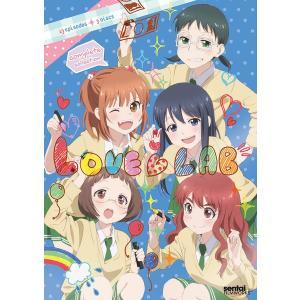 恋愛ラボ DVD (全13話 325分収録 北米版 09)