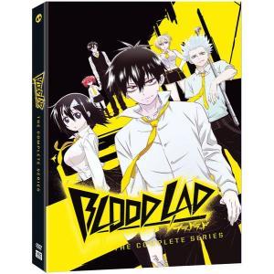 ブラッドラッド DVD 全10話+OVA 275分収録 北米版|avees