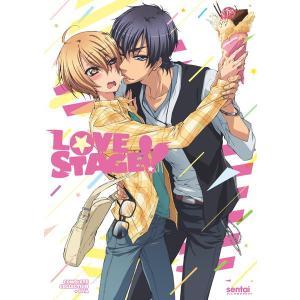 LOVE STAGE!! DVD (全11話 275分収録 北米版 09)