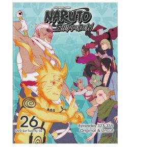 NARUTO ナルト 疾風伝 26 DVD 323-335話...