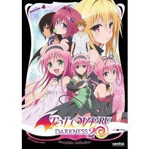 To LOVEる -とらぶる- ダークネス 第2期 DVD (全14話 350分収録 北米版 09)