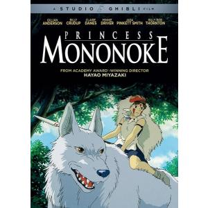 もののけ姫 DVD 134分収録 北米版|avees
