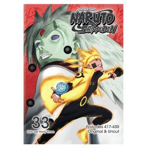 NARUTO ナルト 疾風伝 33 DVD 417-430話...