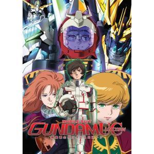 機動戦士ガンダムUC DVD 全7話 450分収録 北米版