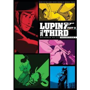 ルパン三世 (第2シリーズ) 3 DVD 80-117話 880分収録 北米版|avees