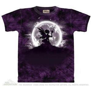 The Mountain Starcatcher (メンズ ファンタジー フェアリー メーカー直輸入品 Tシャツ)|avees