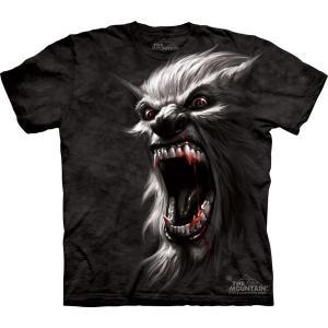 Tシャツ Werewolf (メンズ ファンタジー 怪物 ウェアウルフ)|avees