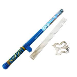 魔法の杖 フライングマジック フライングスティック 静電気で浮上 科学玩具|avekt