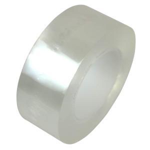 防水 補修テープ 透明 コーナーテープ 防カビ 浴室 キッチン シンク 自己接着性 隙間テープ (幅50mm×長さ10m)|avekt
