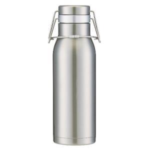 スケーター 超軽量 保冷専用 スイングロック式 水筒 ステンレスボトル 1L シルバー SSW10|avekt